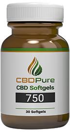 cbdpure gel capsules review