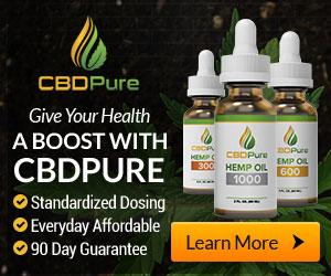 Shop CBDPure Products