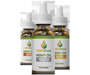CBD Hemp Oil 2