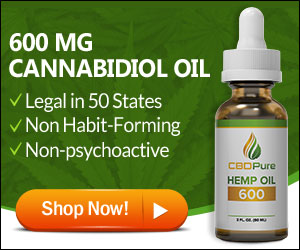 CBDpure cannabidiol oil